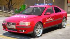 Volvo S60 Police Syrian