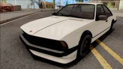 GTA V Ubermacht Zion Classic SA Style pour GTA San Andreas