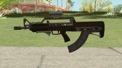 Bullpup Rifle (Three Upgrades V2) GTA V für GTA San Andreas