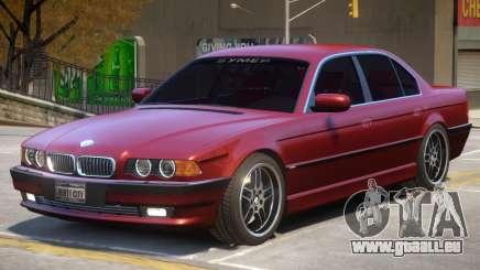 1994 BMW 750i für GTA 4