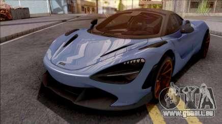 McLaren 720S Vorsteiner 2018 pour GTA San Andreas