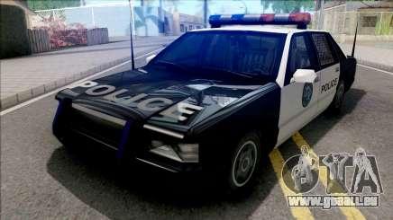 Coche Patrulla NFS MW pour GTA San Andreas