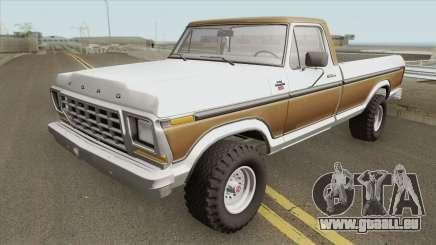 Ford F150 Ranger XLT 1978 für GTA San Andreas