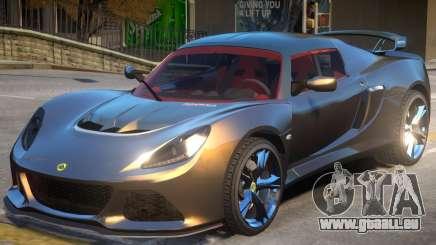 Lotus Exige L2 pour GTA 4