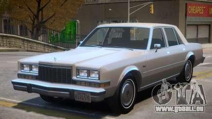 1983 Dodge Diplomat pour GTA 4