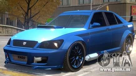 New Sultan RS V2.1 pour GTA 4