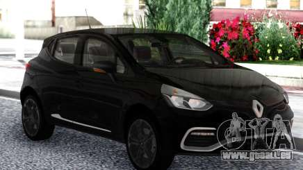 Renault Clio RS All Black pour GTA San Andreas