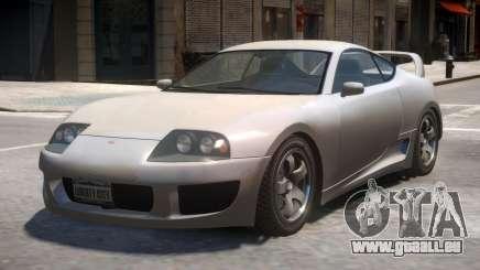 Dinka Jester Revised V2 für GTA 4