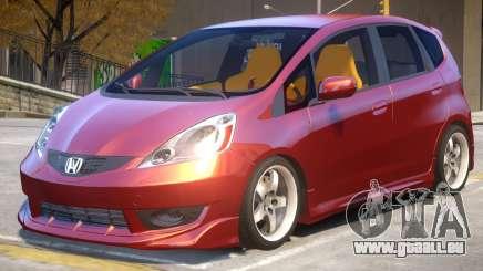 Honda Fit V2 für GTA 4