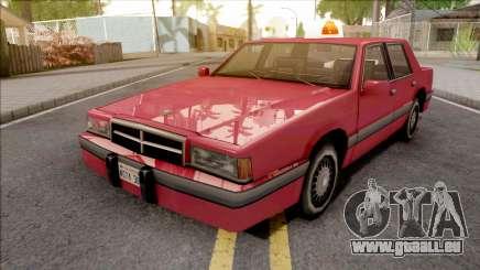 Bravado Empire 1991 pour GTA San Andreas