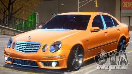 Mercedes Benz E63 W211 für GTA 4