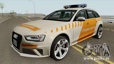 Audi RS4 Avant (Magyar) pour GTA San Andreas