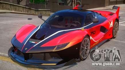 Ferrari FXX-K PJ1 für GTA 4