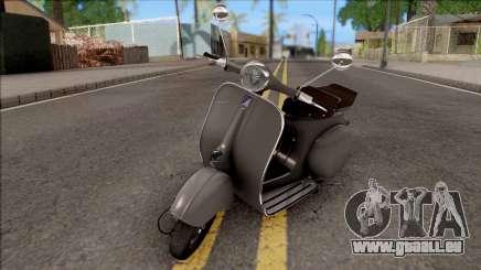 Piaggio Vespa VNB 125 HQLM pour GTA San Andreas