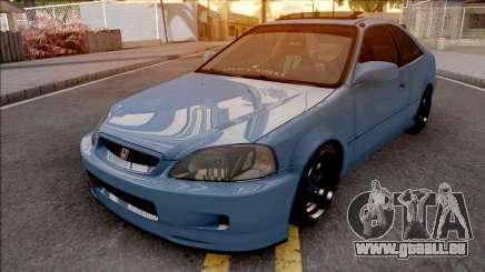 Honda Civic Si Stance pour GTA San Andreas