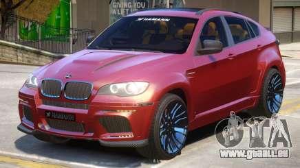 BMW X6 V1.1 pour GTA 4