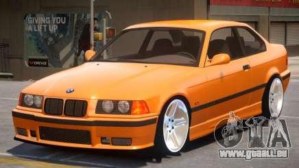 BMW M3 E36 V1.1 pour GTA 4