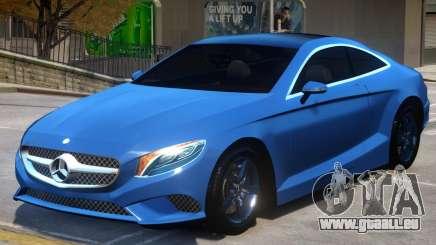 Mercedes Benz S500 pour GTA 4