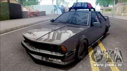 GTA V Ubermacht Zion Classic VehFuncs Style für GTA San Andreas