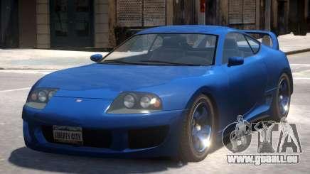 Dinka Jester Revised V1 für GTA 4