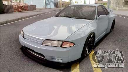 Nissan Skyline R32 1994 Rocket Bunny Pandem pour GTA San Andreas