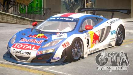 McLaren MP4 PJ5 für GTA 4