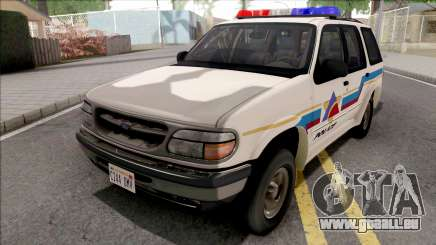Ford Explorer 1995 Hometown Police für GTA San Andreas