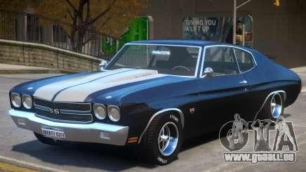 Chevelle SS 1970 v2 für GTA 4