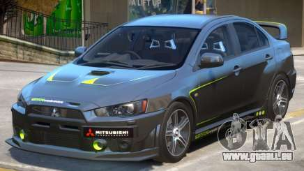 ML Evolution X PJ6 pour GTA 4