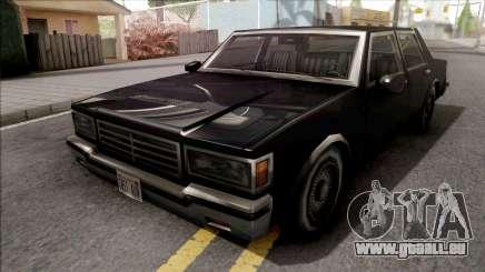 Declasse Brigham pour GTA San Andreas