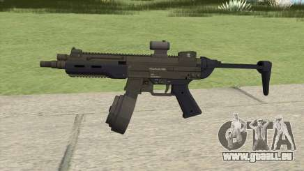 Hawk And Little SMG (With Scope V2) GTA V für GTA San Andreas