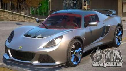 Lotus Exige L3 pour GTA 4