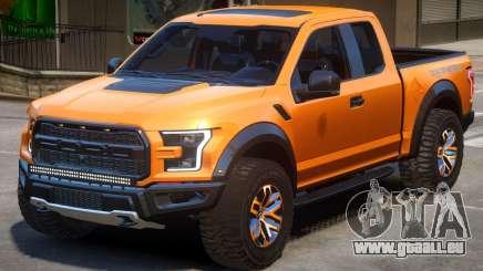 Ford Raptor V1.2 für GTA 4