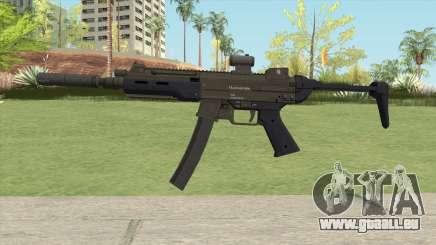 Hawk And Little SMG (Complete Upgrades V2) GTA V für GTA San Andreas