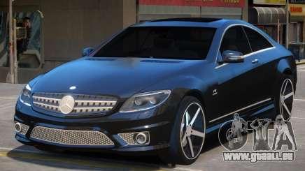 Mercedes Benz CL 65 V1.0 pour GTA 4