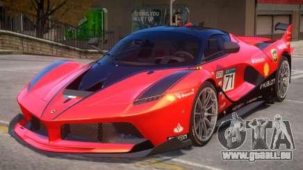 Ferrari FXX-K PJ5 für GTA 4