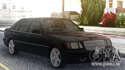 Mercedes-Benz S600 W140 Black Series pour GTA San Andreas