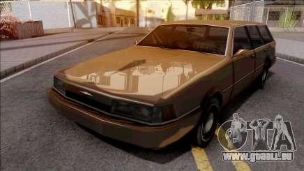 Karin Primo Wagon pour GTA San Andreas