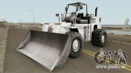 Loader 200 (Realistic Dozer) für GTA San Andreas