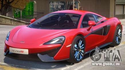 McLaren 570S R1 pour GTA 4