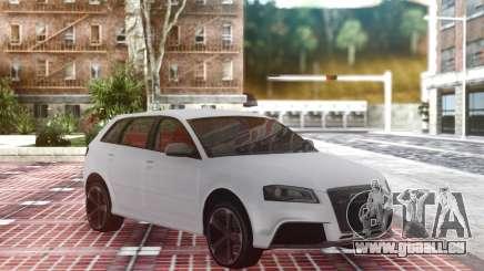 Audi RS3 für GTA San Andreas