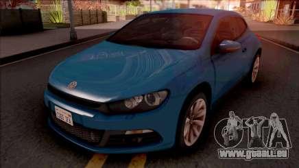 Volkswagen Scirocco Blue für GTA San Andreas