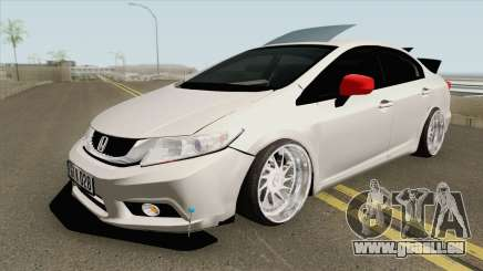 Honda Civic 2015 (Turkish Job) pour GTA San Andreas