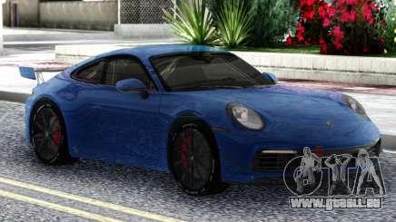 Porsche 911 Carrera S 2019 pour GTA San Andreas