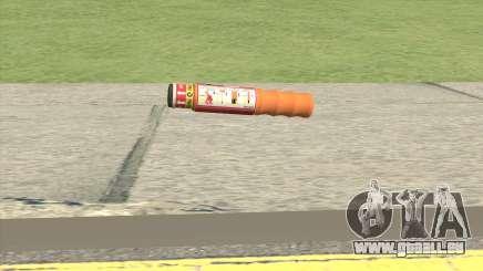 Flare From GTA V für GTA San Andreas