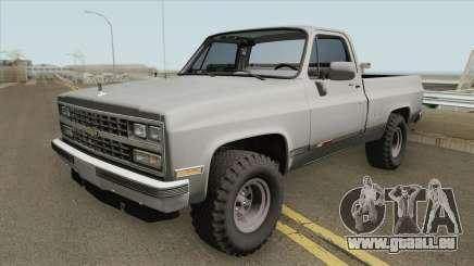 Chevrolet Silverado (1983-1989) für GTA San Andreas
