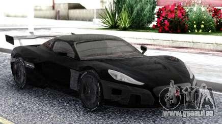 Rimac Concept Two 2019 pour GTA San Andreas
