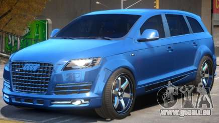 Audi Q7 R1 pour GTA 4
