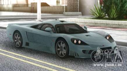 Saleen S7 2004 Grey pour GTA San Andreas
