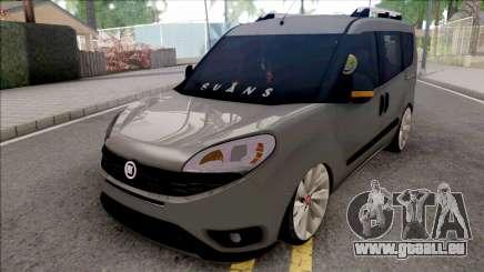 Fiat Doblo 1.3 Multijet pour GTA San Andreas